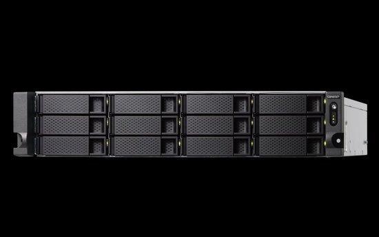 QNAP TS-1283XU-RP-E2124-8G(3,3GHz/8GB RAM/12xSATA), TS-1283XU-RP-E2124-8G