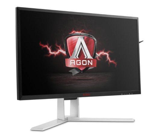 """AOC LCD AGON herní AG241QX 23,8"""" FreeSync/2560x1440@144Hz/1ms/50m:1/VGA/DVI/2xHDMI/4xUSB/DP/repro/vesa, AG241QX"""