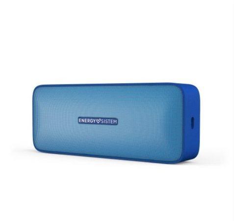ENERGY Music Box 2 Indigo, přenosný Bluetooth reproduktor True Wireless, Hands Free, audio vstup, 6W