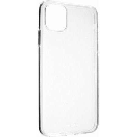 FIXED Skin ultratenké TPU pouzdro 0,6 mm Apple iPhone 11 Pro Max čiré