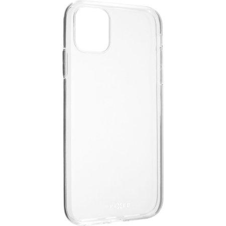 FIXED Skin ultratenké TPU pouzdro 0,6 mm Apple iPhone 11 čiré