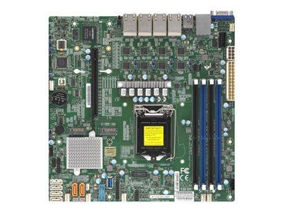 Supermicro MBD-X11SCM-LN8F-O, MBD-X11SCM-LN8F-O