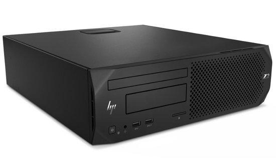 HP Z2 G4 SFF Workstation i7-9700/2x16GB/1TB SSD/NVIDIA® Quadro® P1000 4GB/DVD/W10P/3NBD, 6TT79EA#BCM