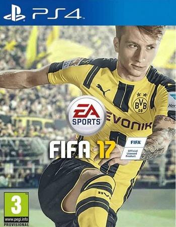 PS4 FIFA 17 RO