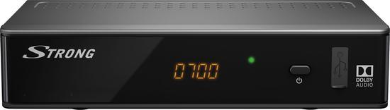 STRONG SRT 8541 HD DVB-T2 HEVC PŘIJÍMAČ