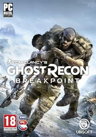 Hra Ubisoft PC Tom Clancy`s Ghost Recon Breakpoint