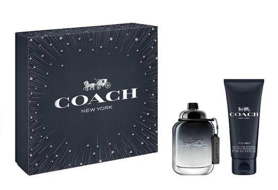 Coach For Men - EDT 60 ml + sprchový gel 100 ml