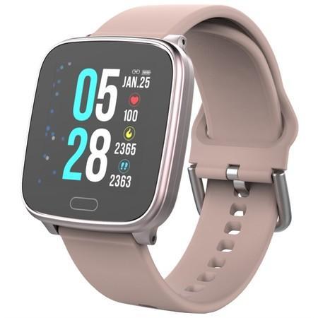 Fitness náramek Carneo SlimFit+ - růžový