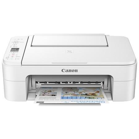 Canon PIXMA TS3351, bílá, 3771C026