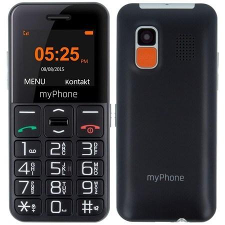 Mobilní telefon myPhone HALO EASY - černý
