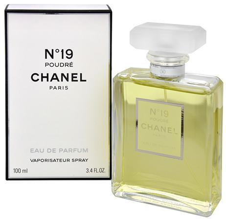 Parfémovaná voda Chanel - No. 19 Poudre , 50ml