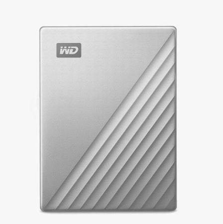 "Ext. HDD 2,5"" WD My Passport Ultra for MAC 5TB, WDBPMV0050BSL-WESN"