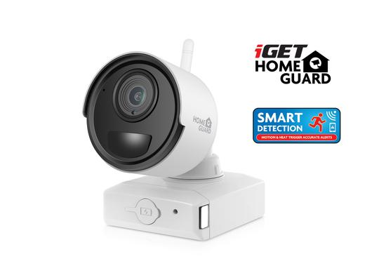 iGET HOMEGUARD HGNVK686CAM - bezdrátová bateriová venkovní Wire-free FHD kamera k setu HGNVK68004
