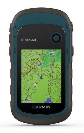 Navigace Garmin eTrex 22x Europe46