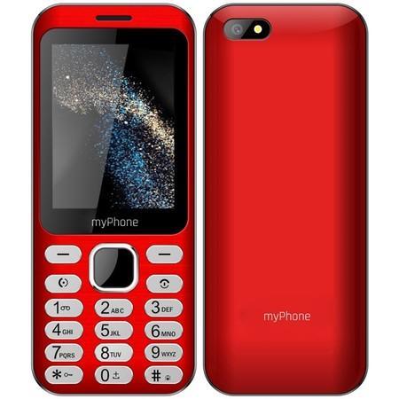 Mobilní telefon myPhone Maestro - červený