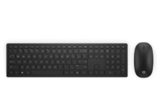 HP Bezdrátová klávesnice a myš HP Pavilion 800 - černá - anglická, 4CE99AA#ABB