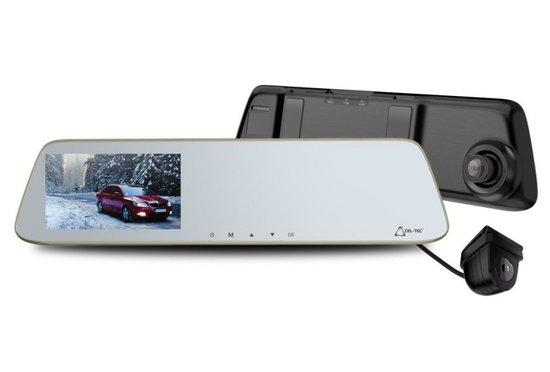 "CEL-TEC digitální kamera do auta M6s Dual Touch/ 5"" LCD/ Full HD"