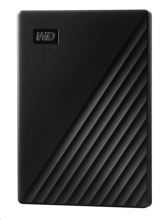 "WD My Passport portable 2TB Ext. 2.5"" USB3.0 Black"