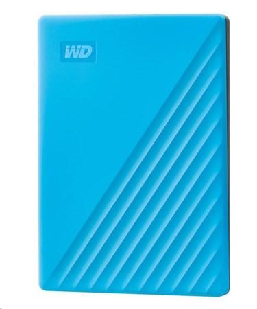 "WD My Passport portable 2TB Ext. 2.5"" USB3.0 Blue"