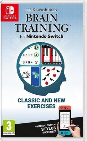 SWITCH Dr Kawashima`s Brain Training