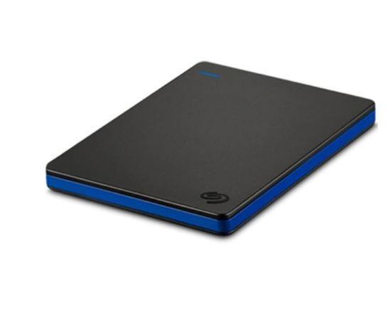 Seagate PlayStation Game Drive, 4TB externí HDD, USB 3.0, černo/modrý, STGD4000400
