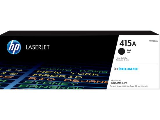 HP 415A Black LaserJet Toner Cartridge, W2030A, W2030A