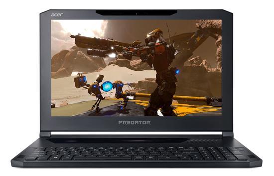 """Acer PREDATOR Triton 500 - 15,6""""/i7-9750H/2*16G/2*1TBSSD/RTX2080/300Hz/W10 černý"""