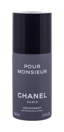 Chanel Pour Monsieur - deodorant ve spreji 100 ml