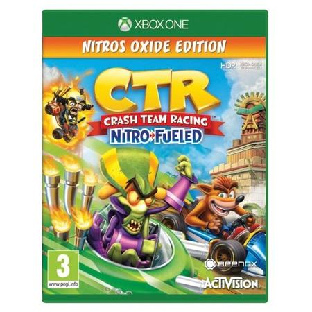 XONE - Crash Team Racing NITROS OXIDE