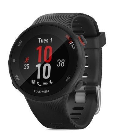 GARMIN GPS sportovní hodinky Forerunner 45S Optic černá