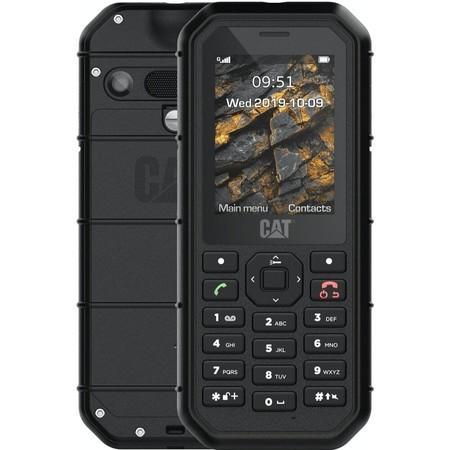 Mobilní telefon Caterpillar CAT B26 - černý