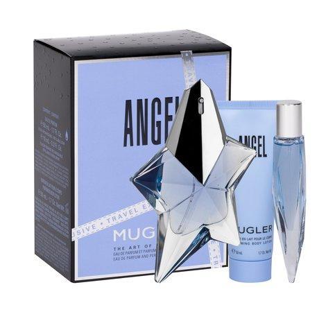 Parfémovaná voda Thierry Mugler - Angel 50 ml Naplnitelný