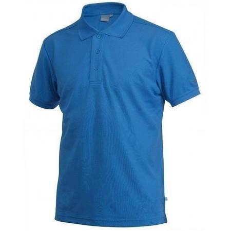 Triko CRAFT Classic Polo Pique L modrá