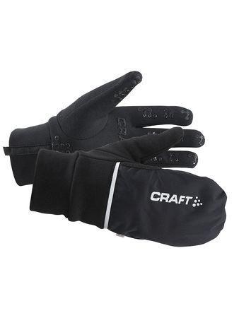 Rukavice CRAFT Hybrid Weather XL černá