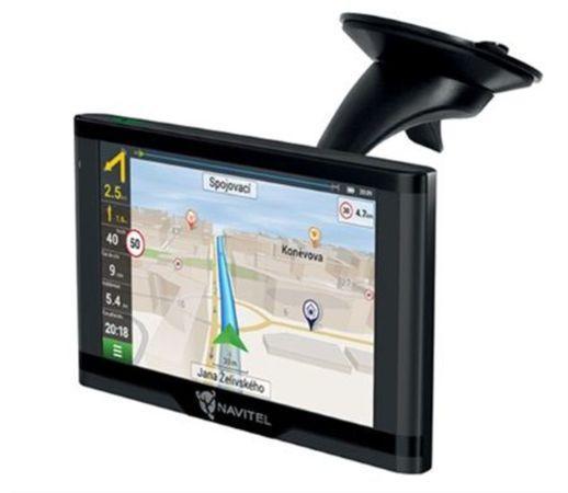 Navigace do auta Navitel E500 TMC Magnetic