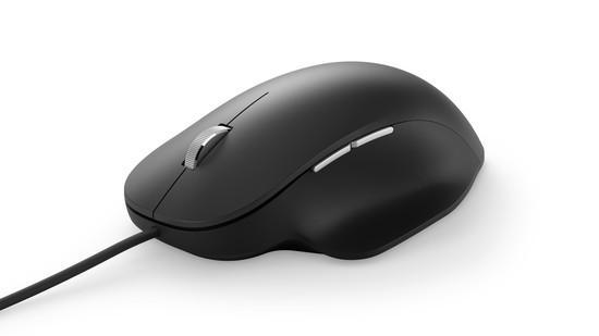 Microsoft Ergonomic Mouse, černá - NOVINKA 15.11.2019 - předobjednávky, RJG-00006