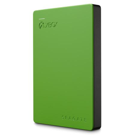Seagate Game Drive for Xbox - externí HDD 2.5`` 2TB, USB 3.0, zelený, STEA2000403