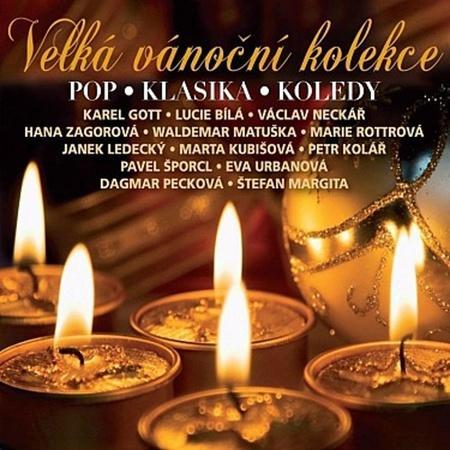 Velká vánoční kolekce (3CD) 3CD