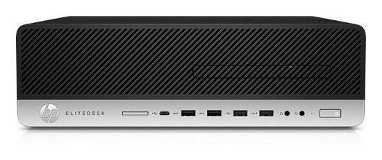 HP ProDesk 600 G5 SFF Intel i3-9100 / 8GB / 256 GB SSD / Intel HD / DVD / W10Pro, 7AC42EA#BCM