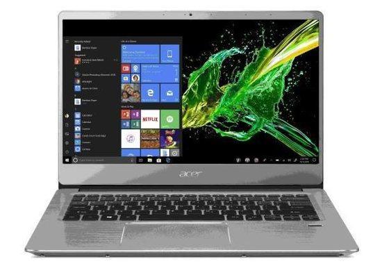 "Acer Swift 3 (SF314-58-55T5) Core i5-10210U/4GB+4GB/512GB SSD/14"" FHD Acer matný IPS LED LCDW10 Home/Silver, NX.HPMEC.005"