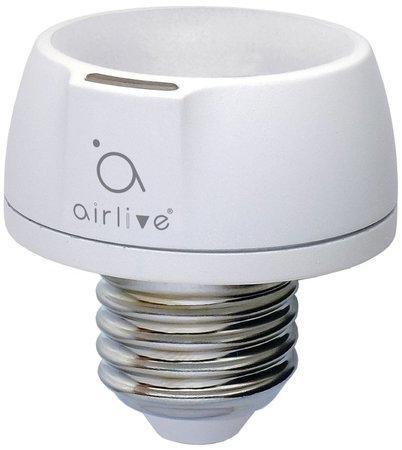 AirLive SmartLife Z-wave redukce pro ovládání žárovek (E27 na E14)