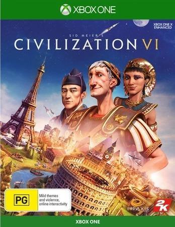XOne - Sid Meier`s Civilization VI