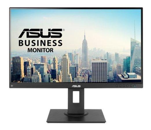 "ASUS MT 27"" BE27AQLB mat 2560x1440 WQHD WLED/IPS Flat 5ms 60Hz 350cd repro DVI DP HDMI mDP 4xUSB, 90LM03I0-B01370"