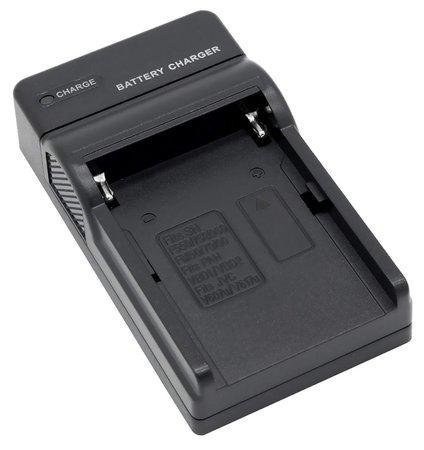 TRX USB nabíječka baterií pro Sony NP-F330/ NP-F530/ NP-F550/ NP-F730/ NP-F750/ NP-F930/ neoriginální