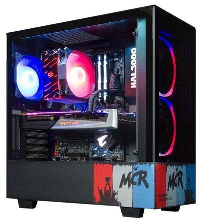 HAL3000 Herní sestava MČR 2020 Pro XT / AMD Ryzen 7 3700X/ 16GB/ RX 5700 XT/ 1TB PCIe SSD + 2TB HDD / W10, PCHS2376