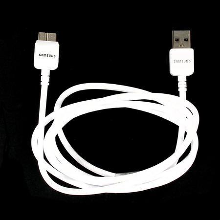 ET-DQ11Y1WE Samsung Galaxy Note3 Datový Kabel White 1,5m (Bulk)