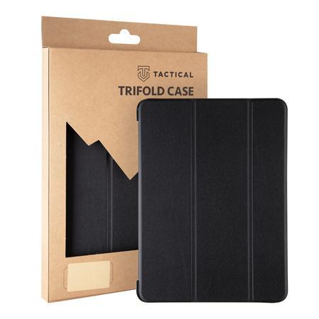 Tactical Book Tri Fold Pouzdro pro Samsung T580 Galaxy TAB A 10.1 Black