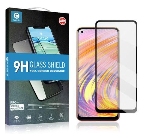 Mocolo 5D Tvrzené Sklo Black pro Samsung Galaxy A20/A30/A30s/A50/M30