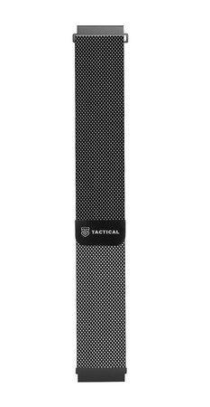 Tactical 364 Loop Magnetický Kovový Řemínek pro Samsung Grear 46mm Black (EU Blister)