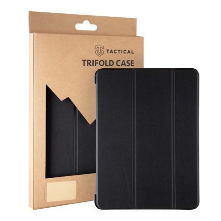 Tactical Book Tri Fold Pouzdro pro Samsung T720/T725 Galaxy TAB S5e Black
